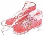 Rouge - Crayons de couleurs - Avril 2013