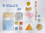 Emaux de briare - Feutre et aquarelle - juillet 2013