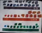 Essais sur la couleur - Encres colorex - Février 2015