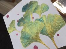 Ginkgos - Coliro pearcolors - Septembre 2020
